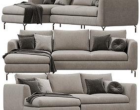 3D model Doimosalotti Duke sofa