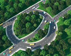 3D Road Highway Design