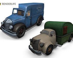 Truck Pack 1 3D