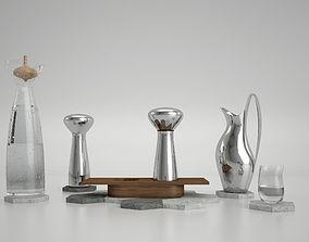 3D model Georg Jensen