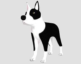 3D model Pitbull