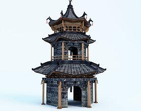 3D Chinese Pavilion V2