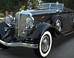 Chrysler Imperial 1932 Blender 2 81 3D Moldel imperial