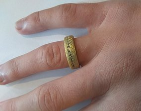 One Ring 3D-Print jewelry