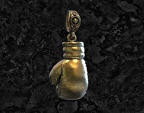 BoxingGlove-pendant jewelry 3D printable model