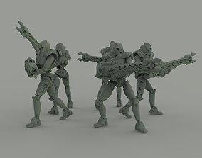 ETERNALS NECRO WARRIORS 3D print model