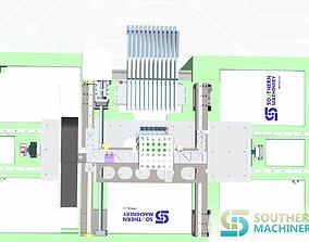 How to make LED lighting chip mounter in Smart EMS 3D