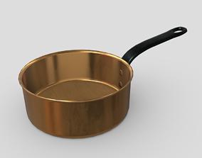 CC0 - Pan 3 3D model