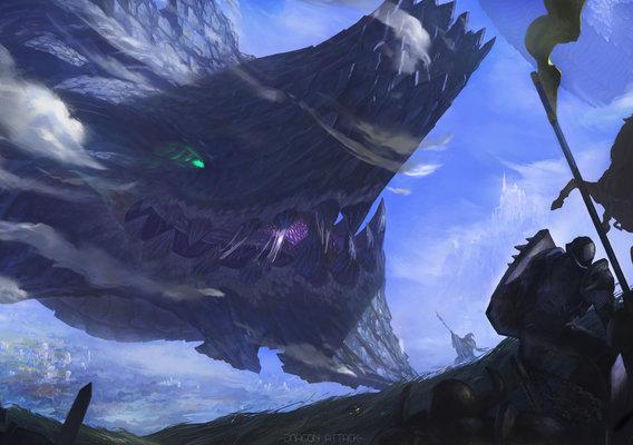 War against monster