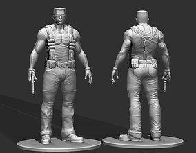 Duke Nukem 3d model for print