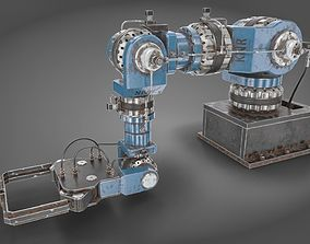3D model Hydra Mp Robotic Arm Manipulator