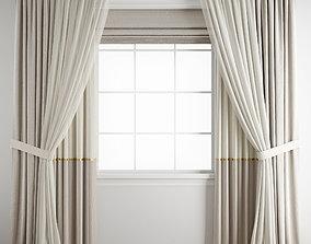 3D Curtain 217