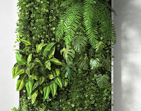 3D garden Vertical Garden 4