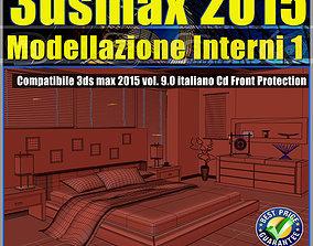 3ds max2015 Modellazione Interni V 9 Italiano cd