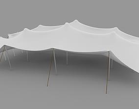 3D Stretch Tent