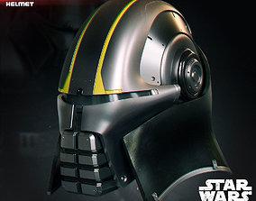 3D printable model Starkiller Helmet