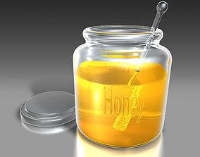 3D Honey Pot