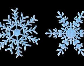 3D asset 2 different Snowflake