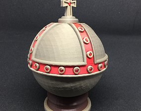 Monty Python Holy Hand Grenade of 3D printable model 2