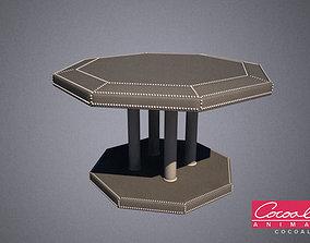 Poker Table 01 3D