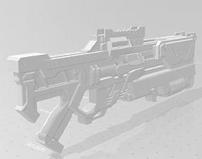 OVERWATCH - SOLDIER - STRIKE 3D printable model 2