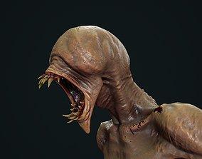 Mutant 3 3D model