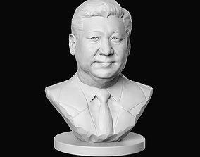 character 3D printable model Xi Jinping