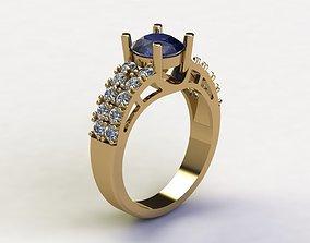 Women ring jewelry fashion model in Asia R70