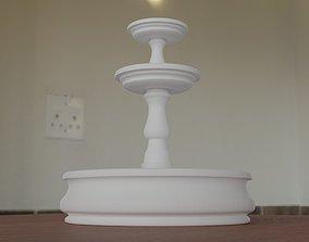 Fountain 3D print model