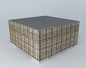 End table ST RAPHAEL houses the world 3D model