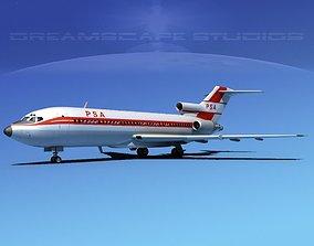 Boeing 727-100 PSA 1 3D