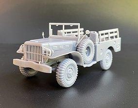 Dodge WC51 - 1-35 scale model kit war