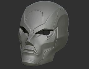 3D print model Red Hood Helmet OnMyWay mask