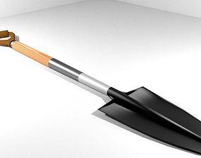 3D Garden Tool - Trowel