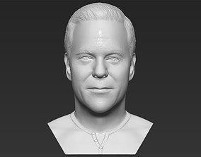 Jack Bauer bust 3D printing ready stl obj formats