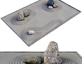 Rock garden 3D