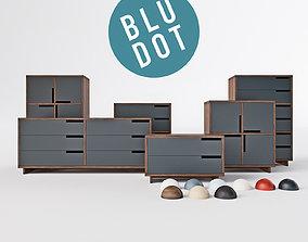 BLU DOT - Modu-licious 3D