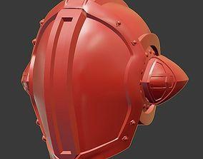 Bondrewd Helmet 3D print model