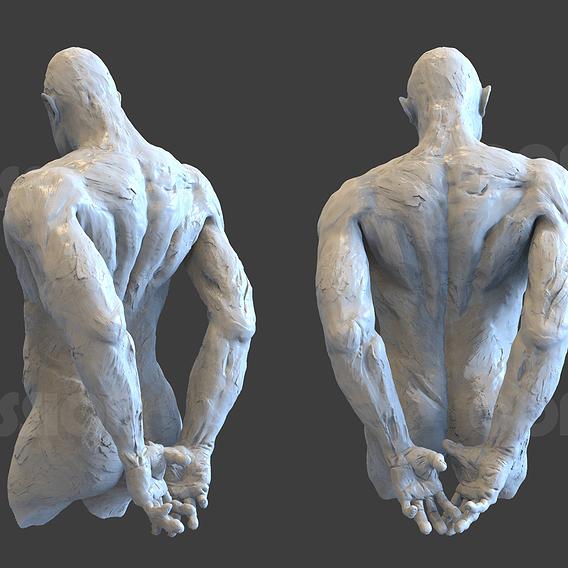 zeitgeist sculpture