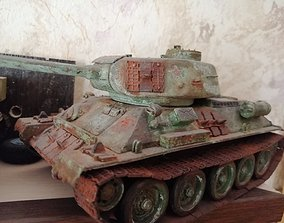 3D print model T 35-85 Tanks