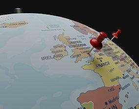3D model Globe other