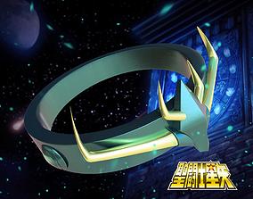 3D printable model Shiryu Ring - Saint Seiya