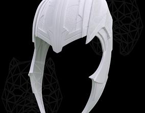Thanos Helmet 3D printable model