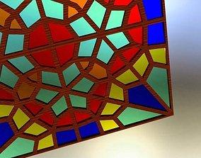 Persian Window 3D model