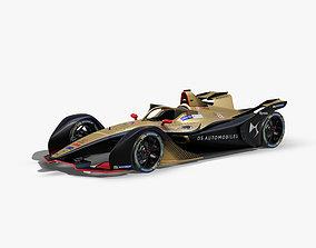 DS Formula E 2020 3D asset
