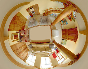 5 Interior Panoramas 360x180 V2 3D model