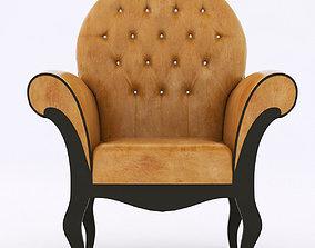 3D chair Modern Times Sophia