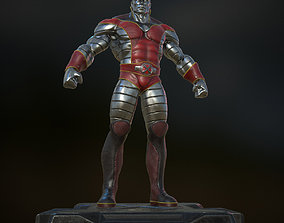 colossus fan art 3D printable model
