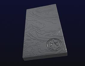 3D print model Beskar Ingot with 360 texture