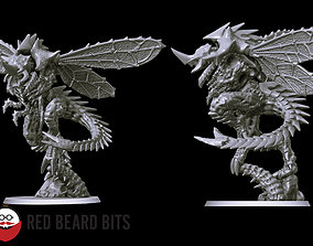 Xenoteras Swarm Despot 3D print model